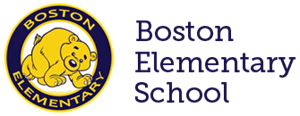 Boston Elementary School Logo