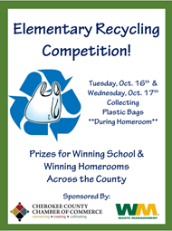 Recycling Competition Rules