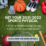 SY21-22 Sports Physicals