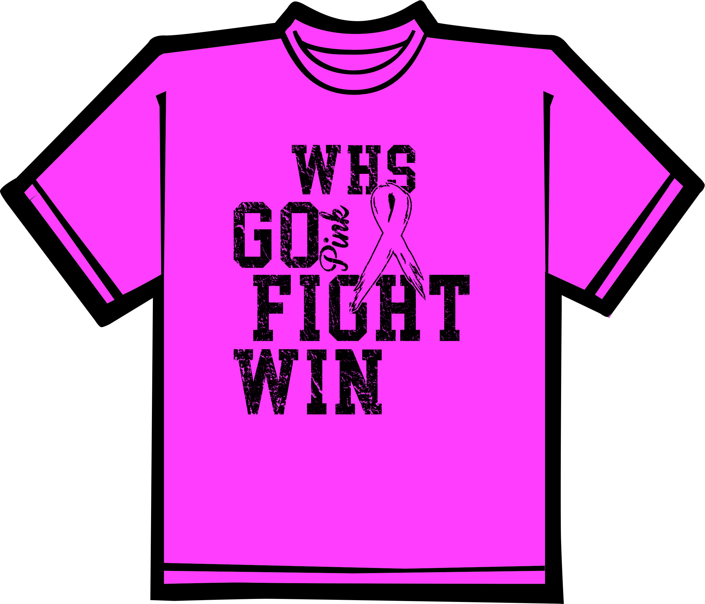 PINK OUT Shirt