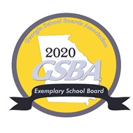 2020 Exemplary School Board Badge