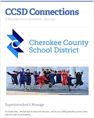CCSD Connections June 2019 snip