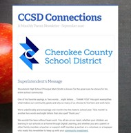 CCSD Connections Sept 2020 image