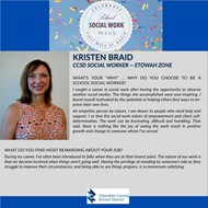 CCSD Social Worker - Kristen Braid 2020