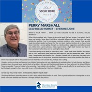 CCSD Social Worker - Perry Marshall 2020