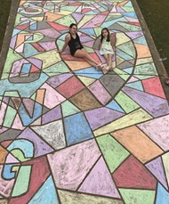 CCSD Strong Chalk Mosaic 3 30 20