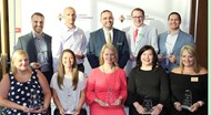 CCSD Administrators Among County's Rising Stars