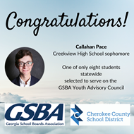 GSBA Youth Advisory Council - Callahan Pace 12 2 19