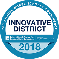 Innovative District for 2018