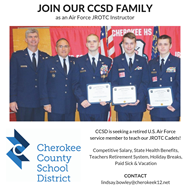 jrotc instructor job ad 2019