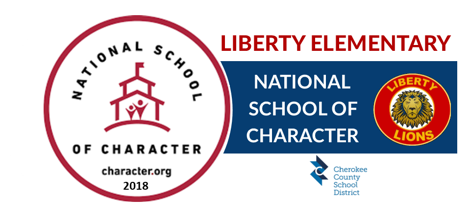 Liberty ES National School of Character