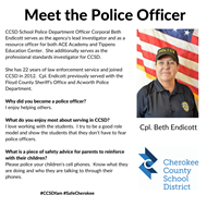 meet officer Endicott 1 28 20
