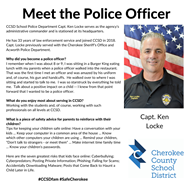 meet officer Ken Locke 2 11 20