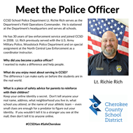 meet the officer Rich CCSD 1 7 20