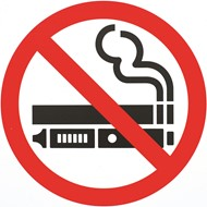 no vaping image