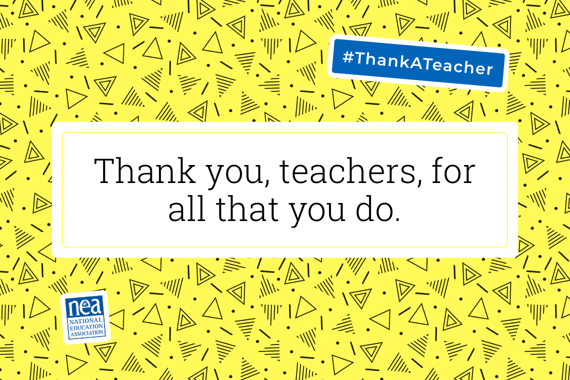 thank you teacher appreciation 2019