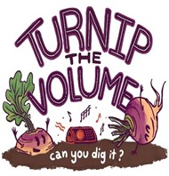 Turnip the Volume 2020 logo