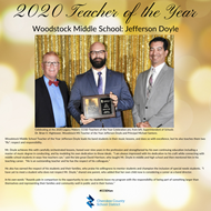 WMS Teacher of the Year 2020