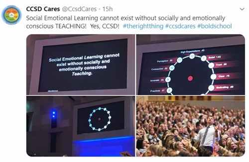CCSD Cares twitter image 2019