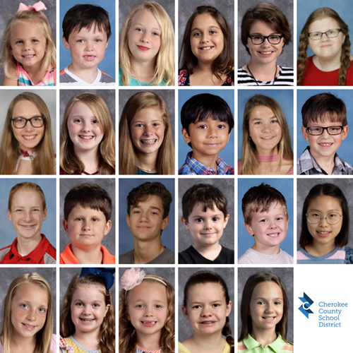CCSD Georgia PTA Reflections Winners 2018-19