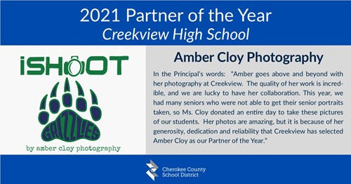 Creekview HS toty 19