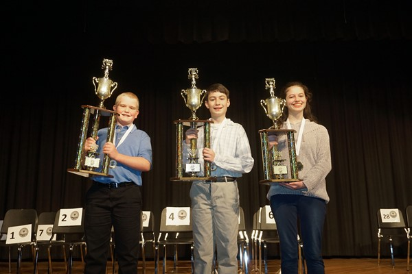 spelling bee competition winners
