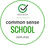 2020-2022 Common Sense School Logo