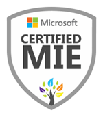 MIE Certified Logo