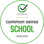 2018-2019 Common Sense School
