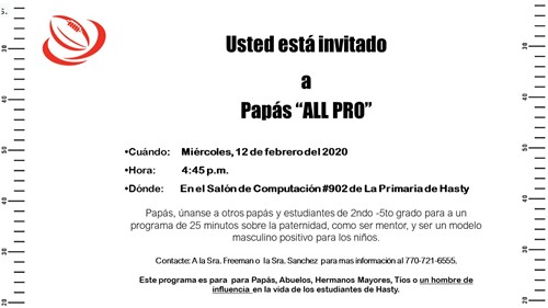 All Pro Dads Spanish
