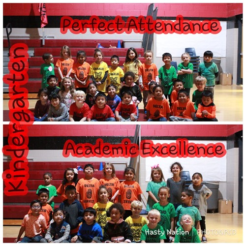 Kindergarten Academics and Attendance