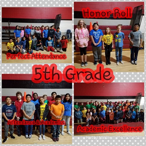 5th Grade Academic and Attendance