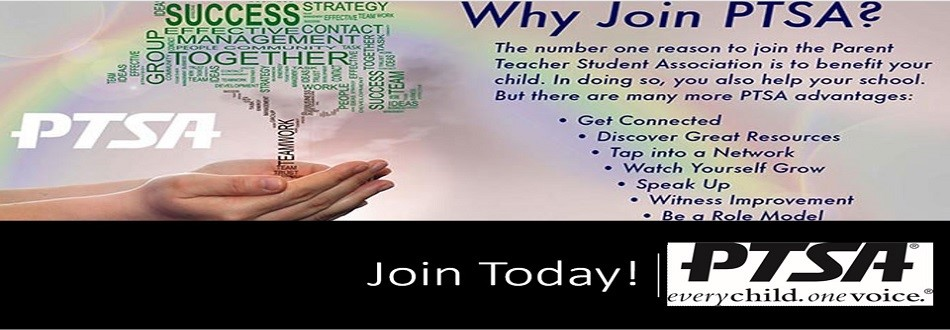 Why join PTSA?