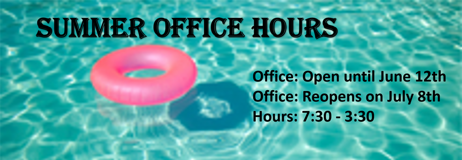Pool with Office Hours