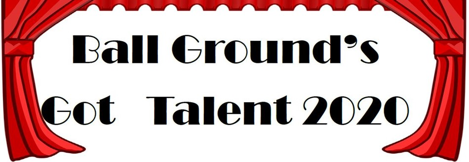 Talent Show Banner