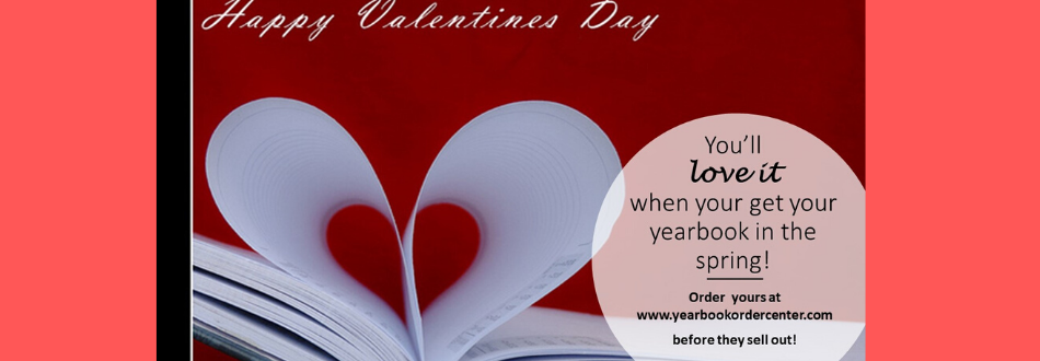 valentine's Day Yearbook Ad