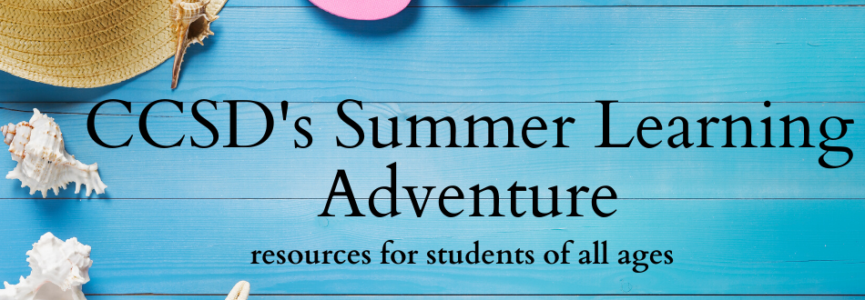 CCSD Summer Learning Adventure