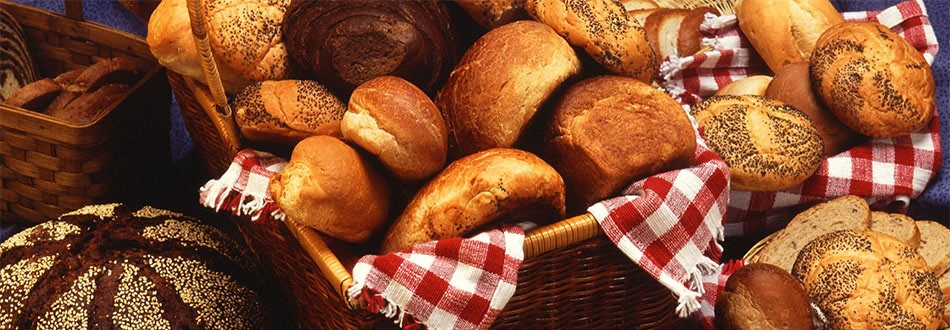 Bread in Baskets