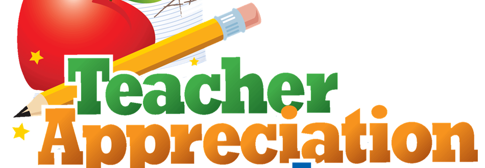 Teacher apprec. week