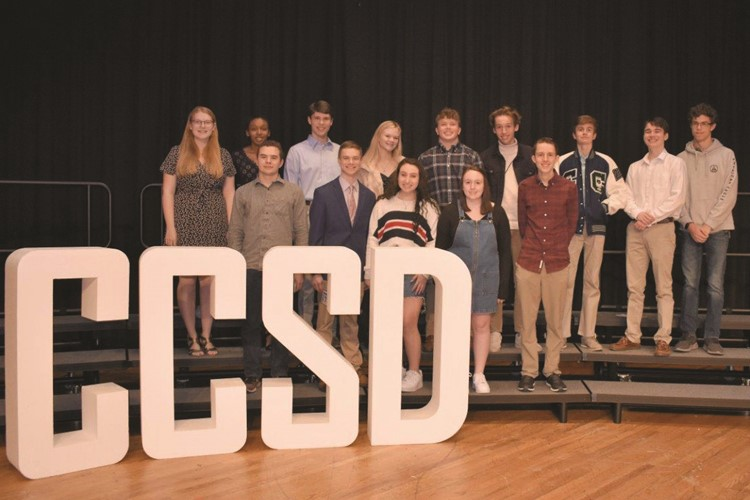Creekview High School Key Scholars
