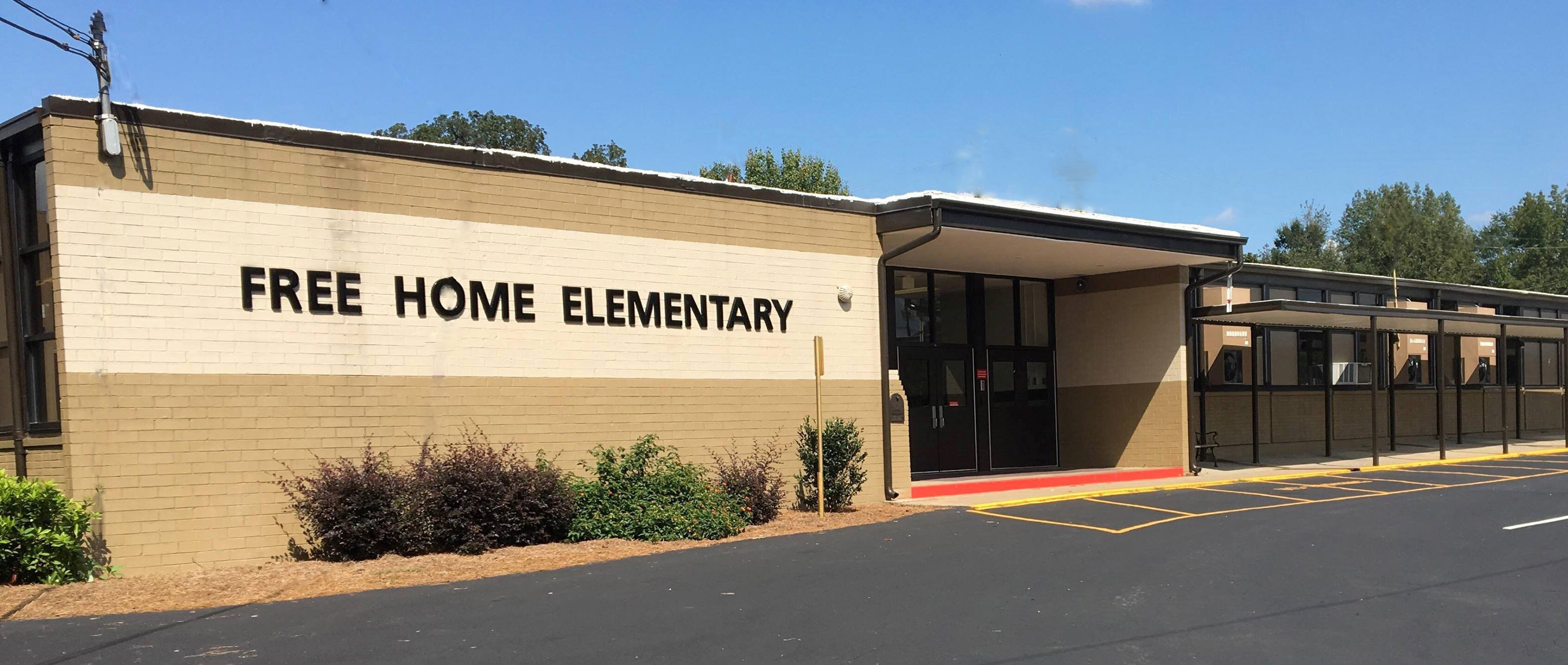 about free home elementary school free home elementary school