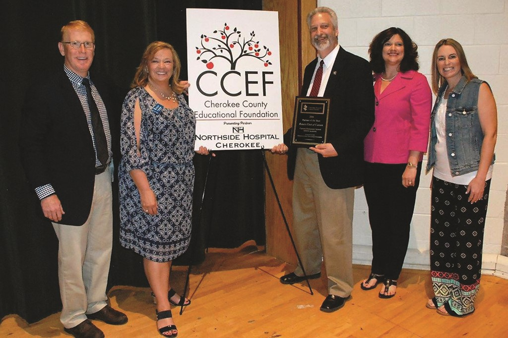 CCSD 2015-16 Partner of the Year 4 20 16