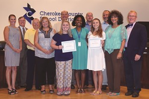 2015-16 Judy Johnson Scholarship Winners