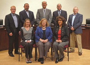 Cherokee County School Board February 2016