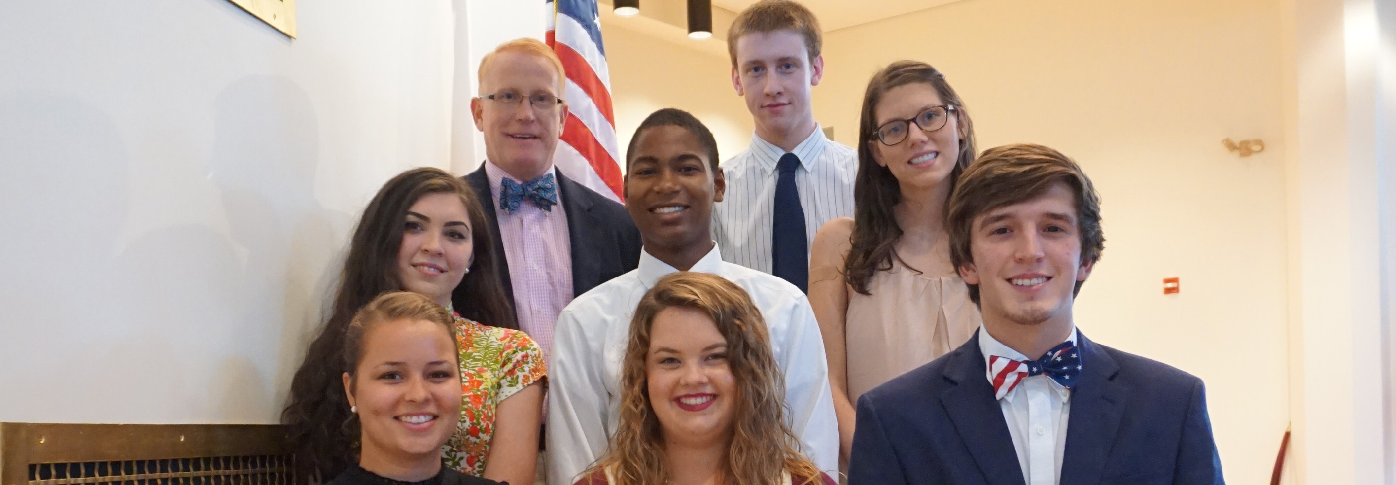Meet the School Board's Student Delegates