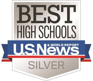 U.S. News and World Report Silver Medal