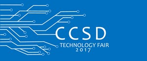 CCSD Technology Fair logo