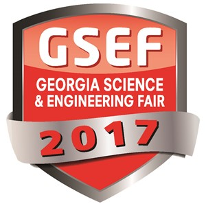 Georgia Science and Engineering Fair logo