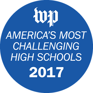 America's Most Challenging High Schools logo