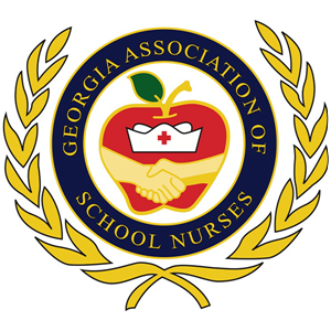 Georgia Association of School Nurses logo